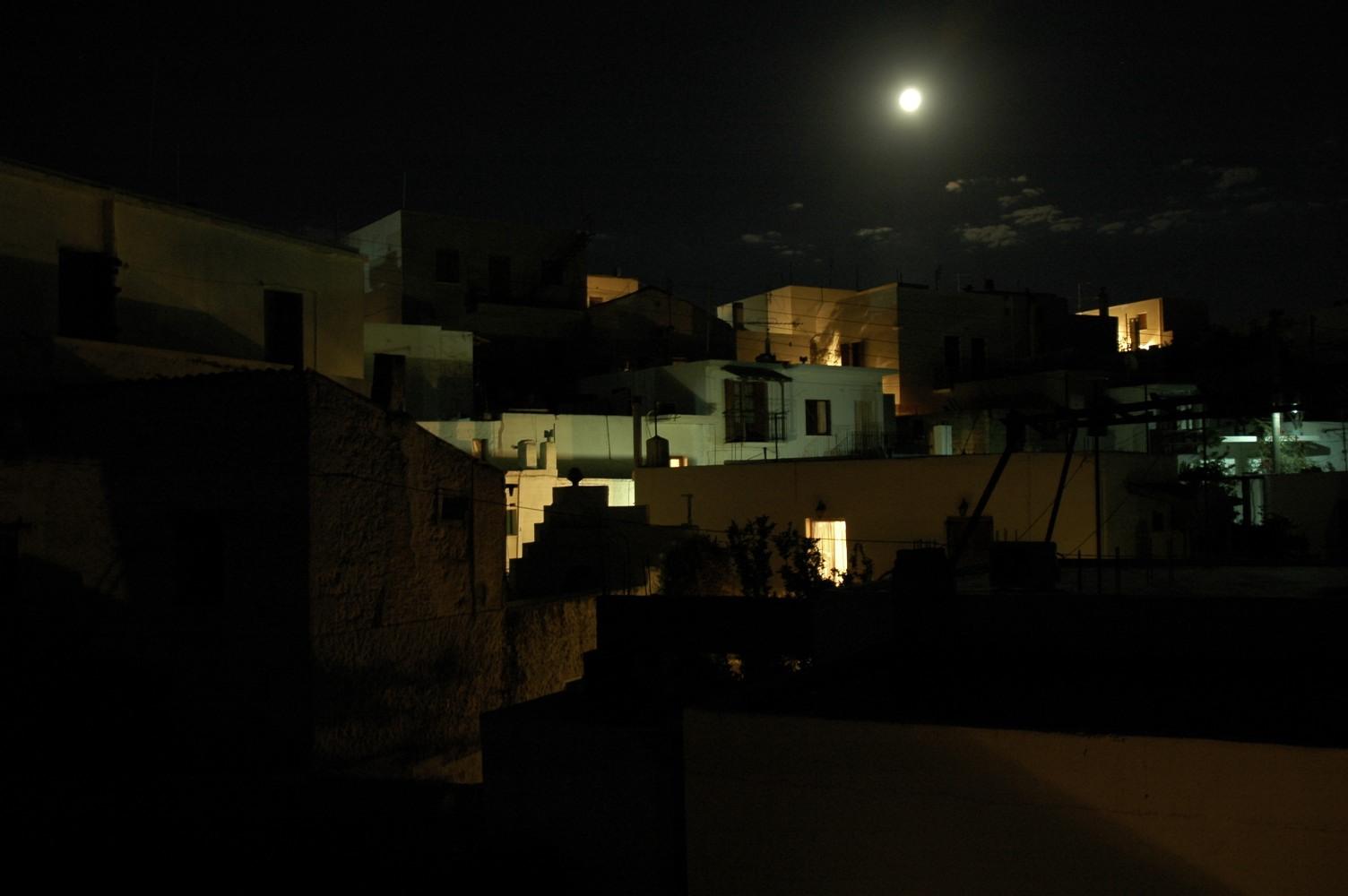 Skyros by Night
