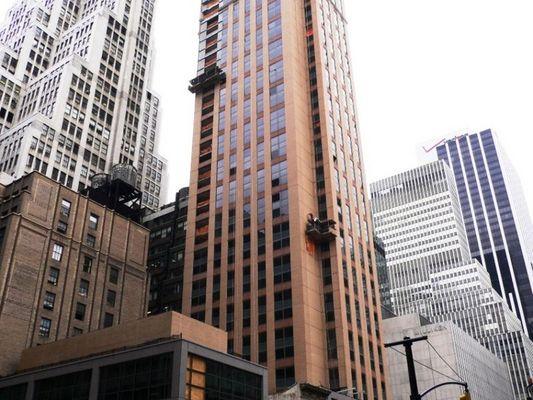 Skyscraper in Manhattan