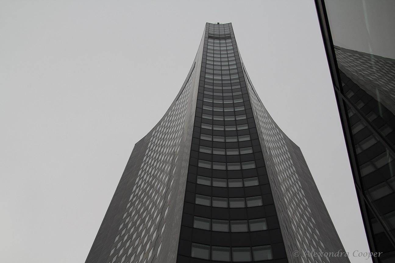 Skyscraper - Spiegelung