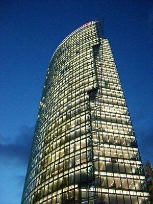 Skyscraper@dawn