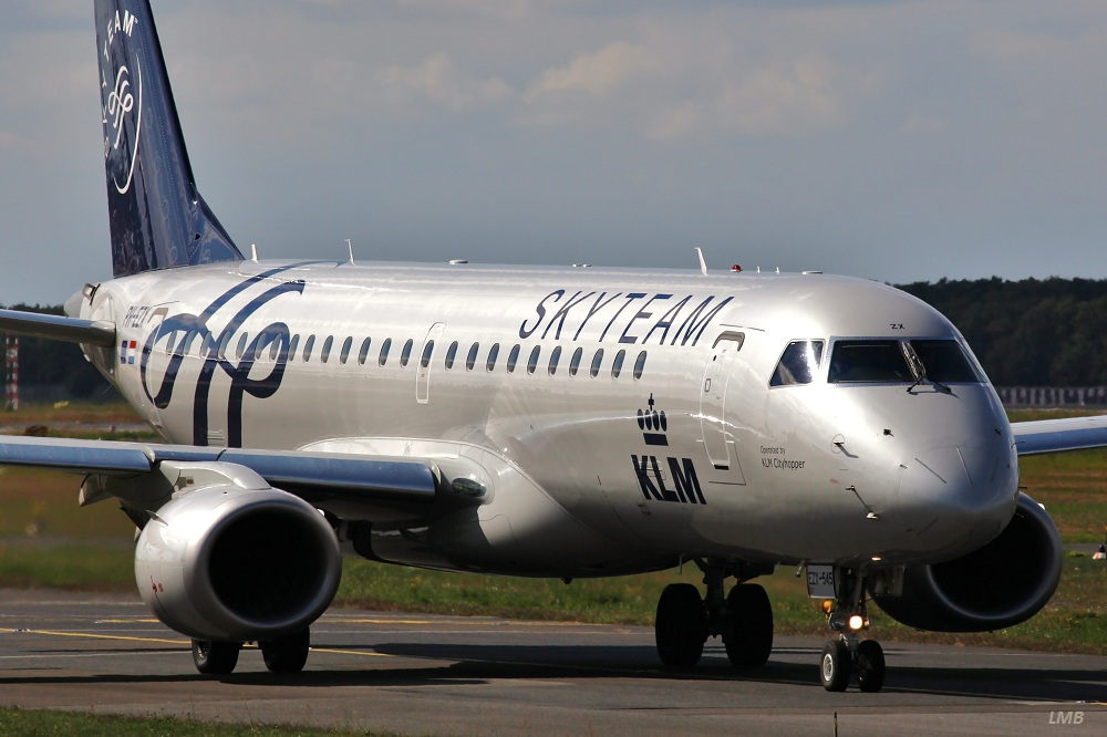 Skyteam - KLM Cityhopper
