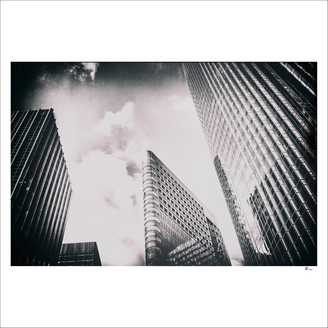 ~ skywards ~