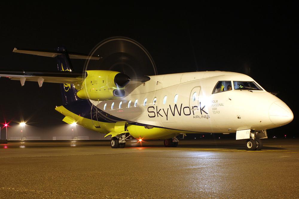"Skywork Dornier Do328 HB-AES ""Bernerland"""