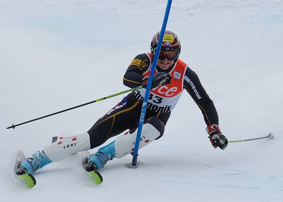 Slalom Chamonix