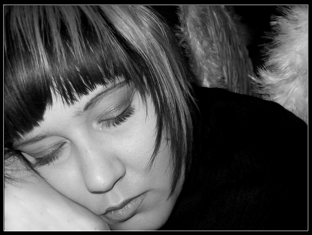 [sleeping angel]