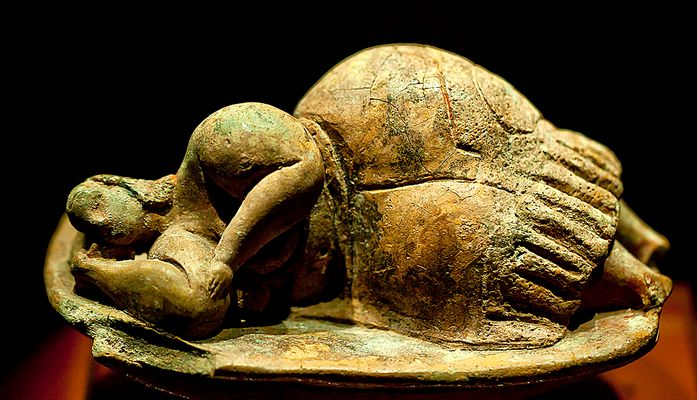 Sleeping Lady, ca. 3000 BC