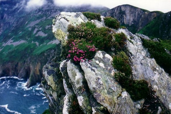 Slieve League in Donegal 1