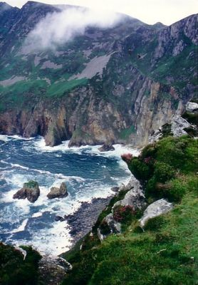 Slieve League in Donegal 2