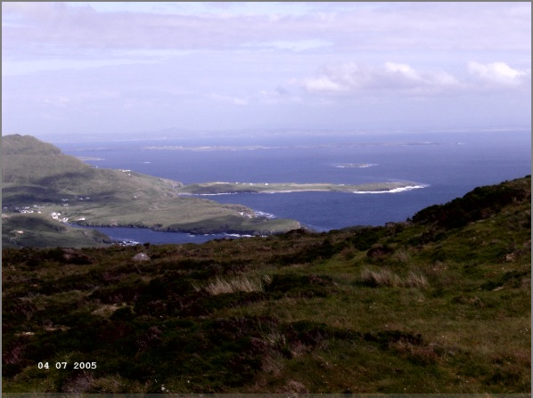 Slieve Legue, Co. Donegal, Irland