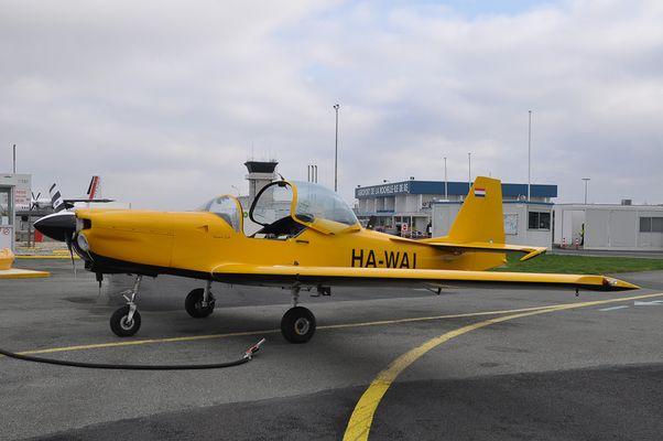 Slingsby T 67 HA-WAI basé à La Rochelle - Ile de Ré