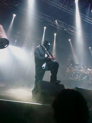 Slipknot/Nov.15@arena,berlin