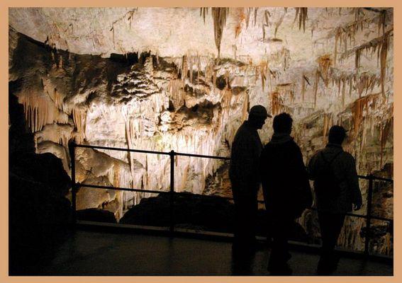 Slowenien Postojna Grotte