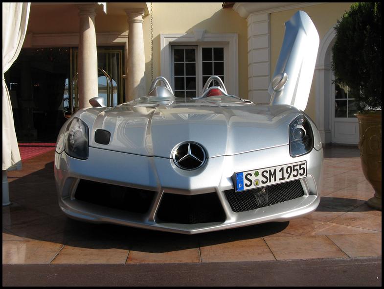 SLR Stirling Moss..