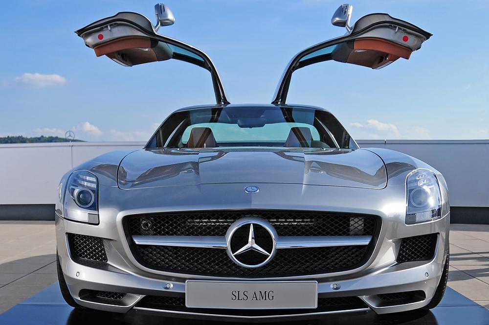 SLS AMG II