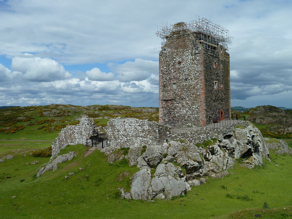 Smailholm Tower...