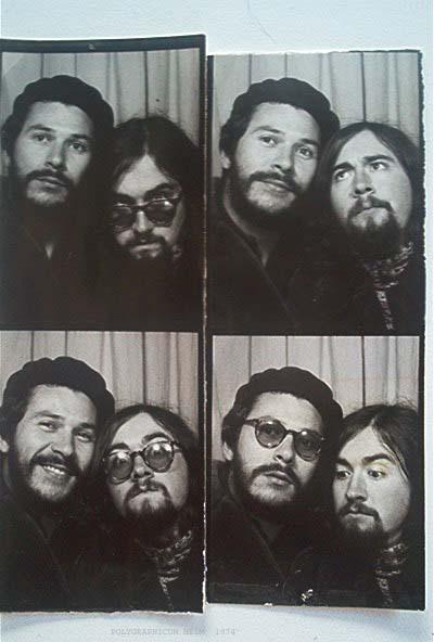 SMALL FACES Heidelberg.RUPERTO CAROLA.STUDENT.1974