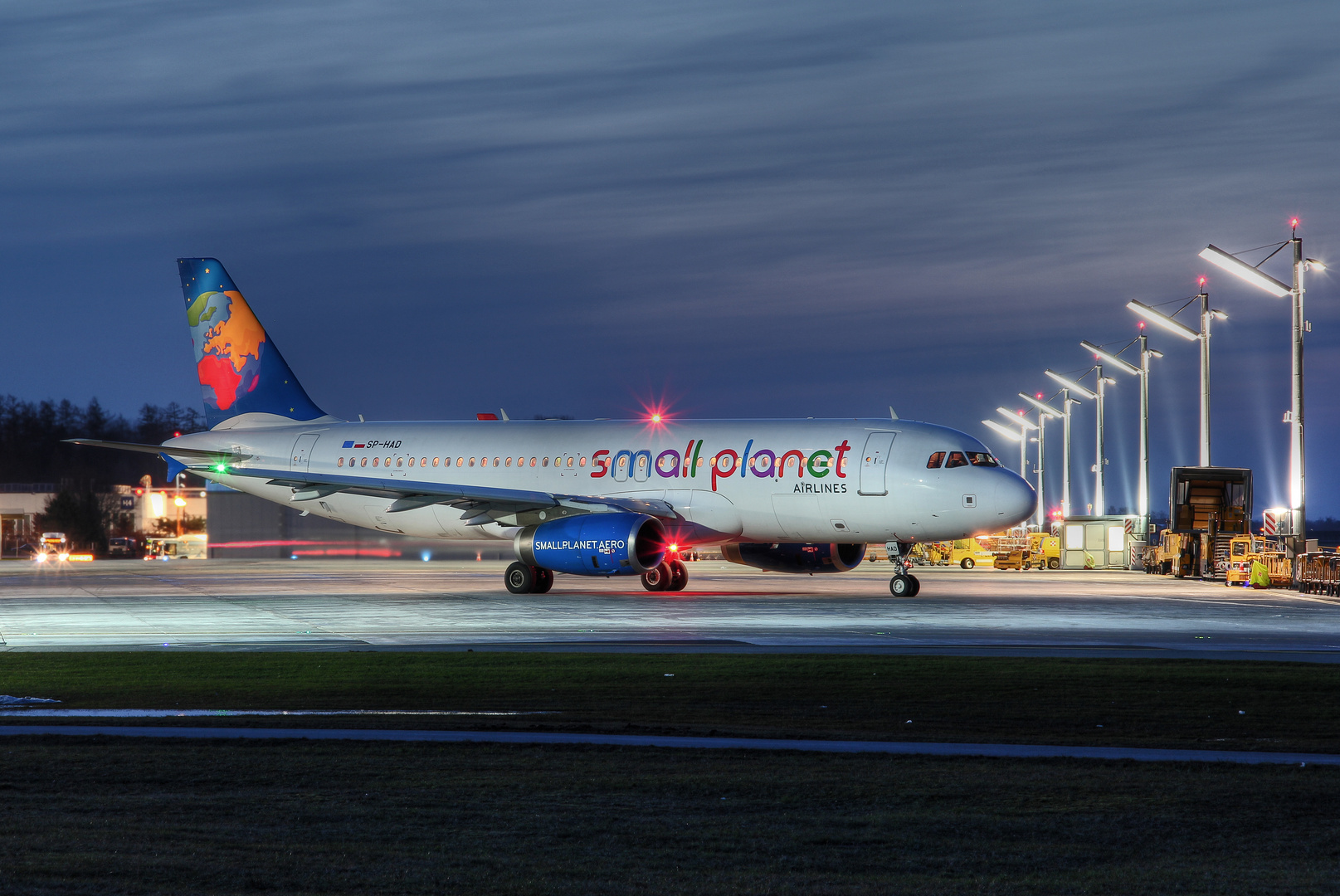 Small Planet Airlines 2