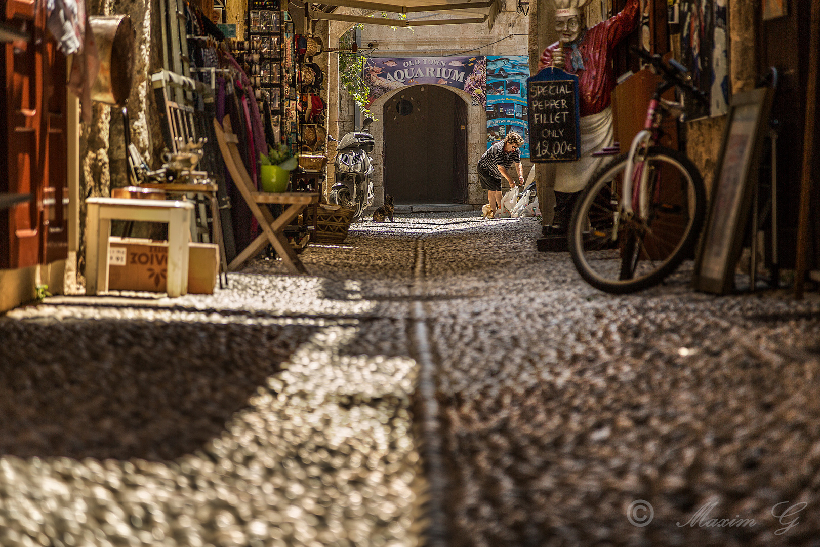 Small streets