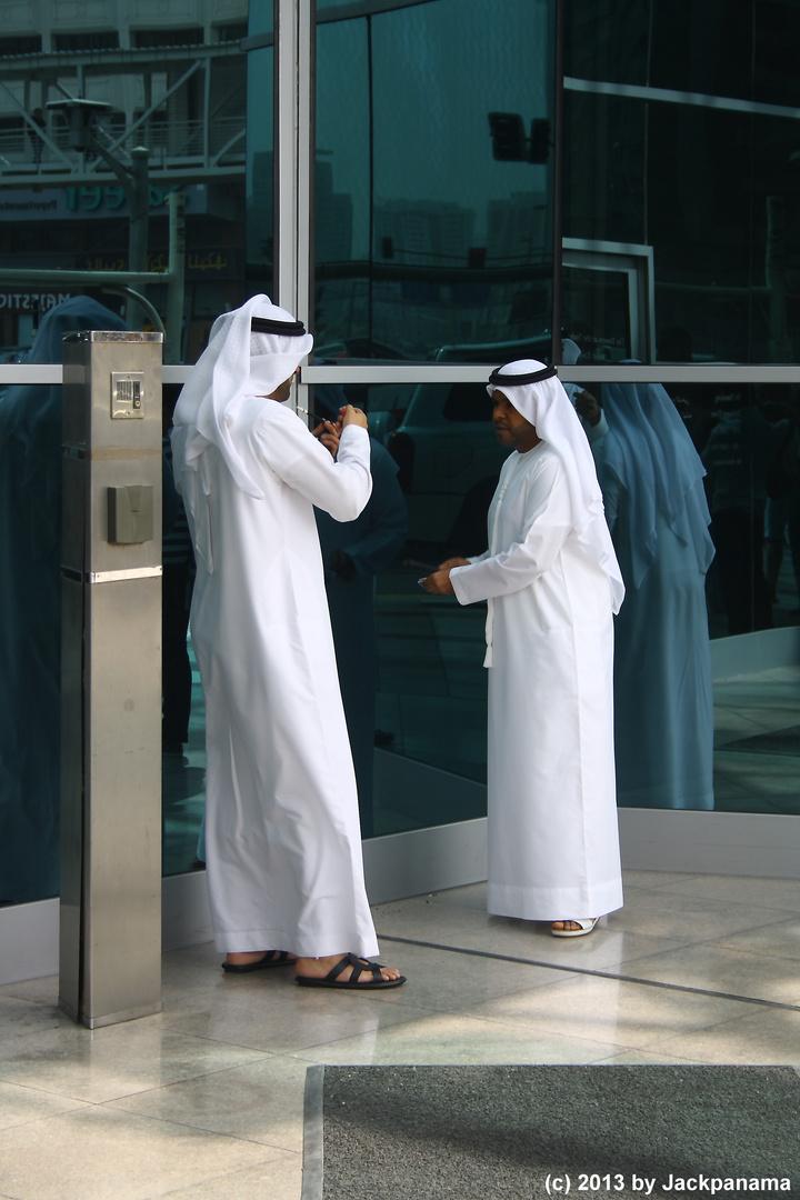 Small talk auf arabisch