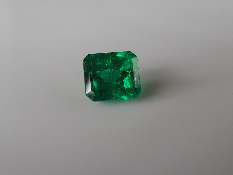 Smaragd aus Kolumbien