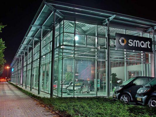 SMART Autohaus - 1. DRI Versuch