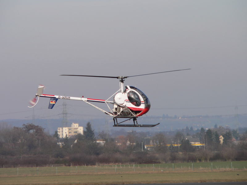 """""""Smart"""" Hubschrauber"""