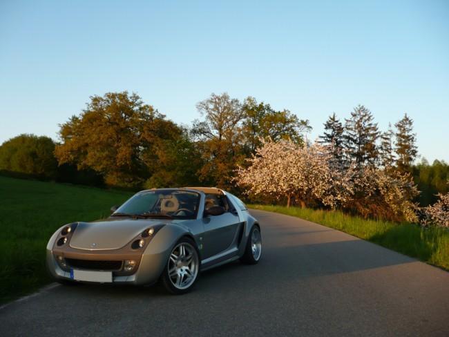 Smart Roadster Coupe Kellerberg