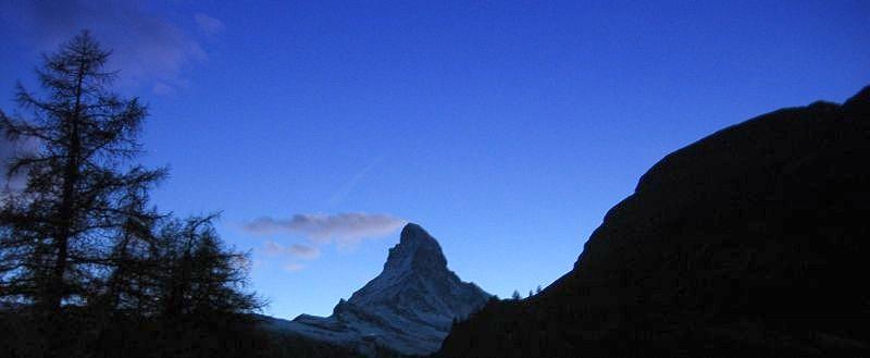 S'Mattrhoru - Matterhorn