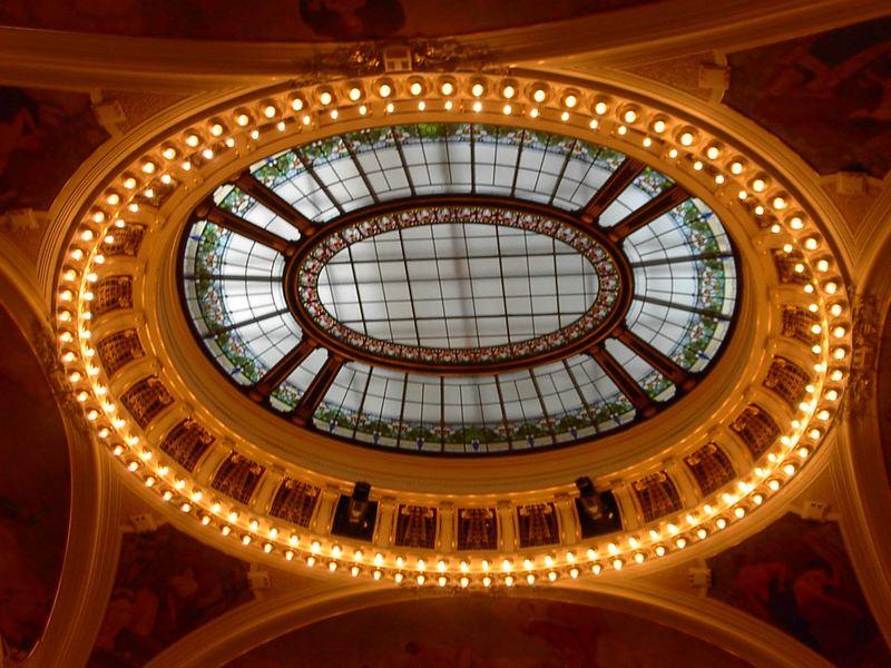 Smetana Hall/Prag