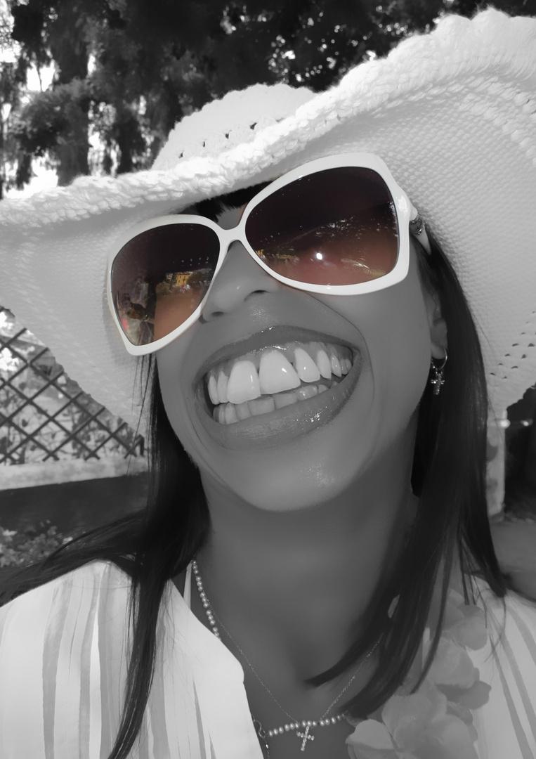 Smile - art