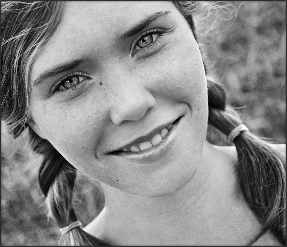smile from elsa