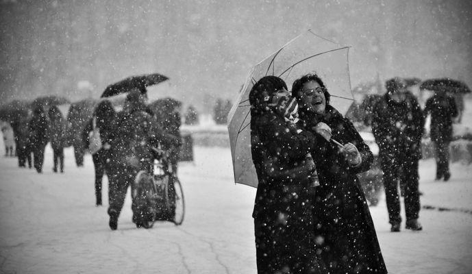smile &.snow..