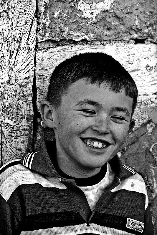 smiler...