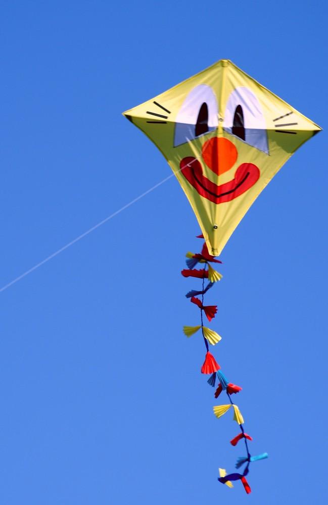 smiling kite :-)