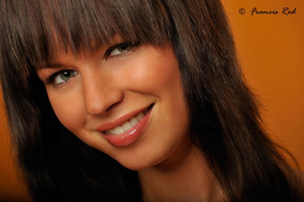Smiling Lysa