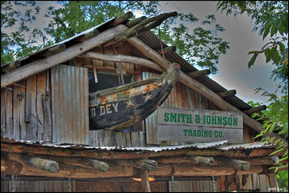 Smith & Johnson Handelsstation