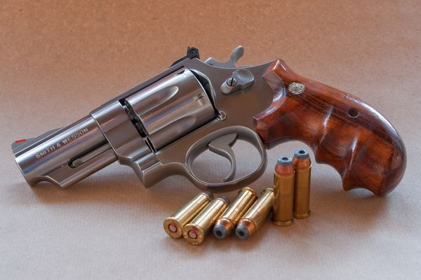 SMITH & WESSON .44 Mag.