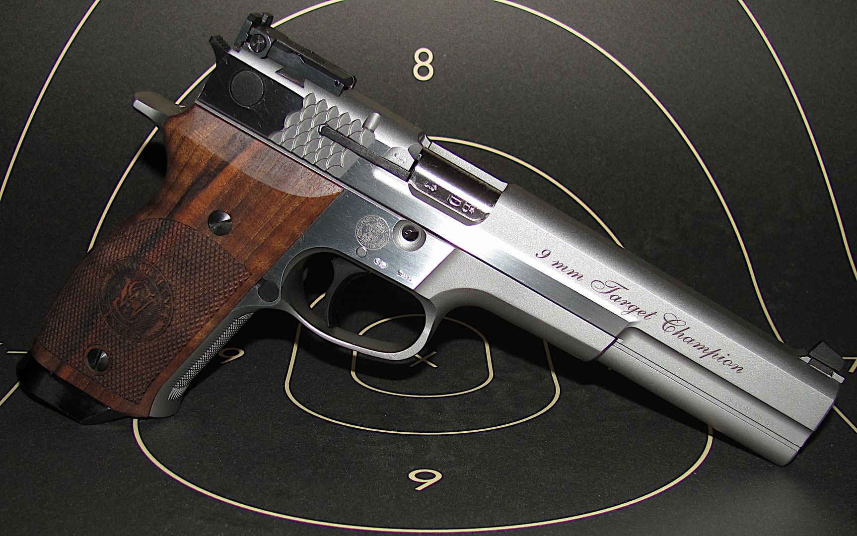 Smith & Wesson Target Champion 9mm