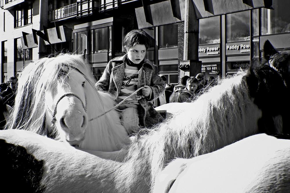 Smithfield Horse Market, Dublin