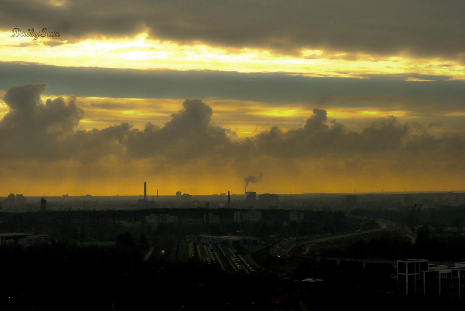Smog VS. Sun