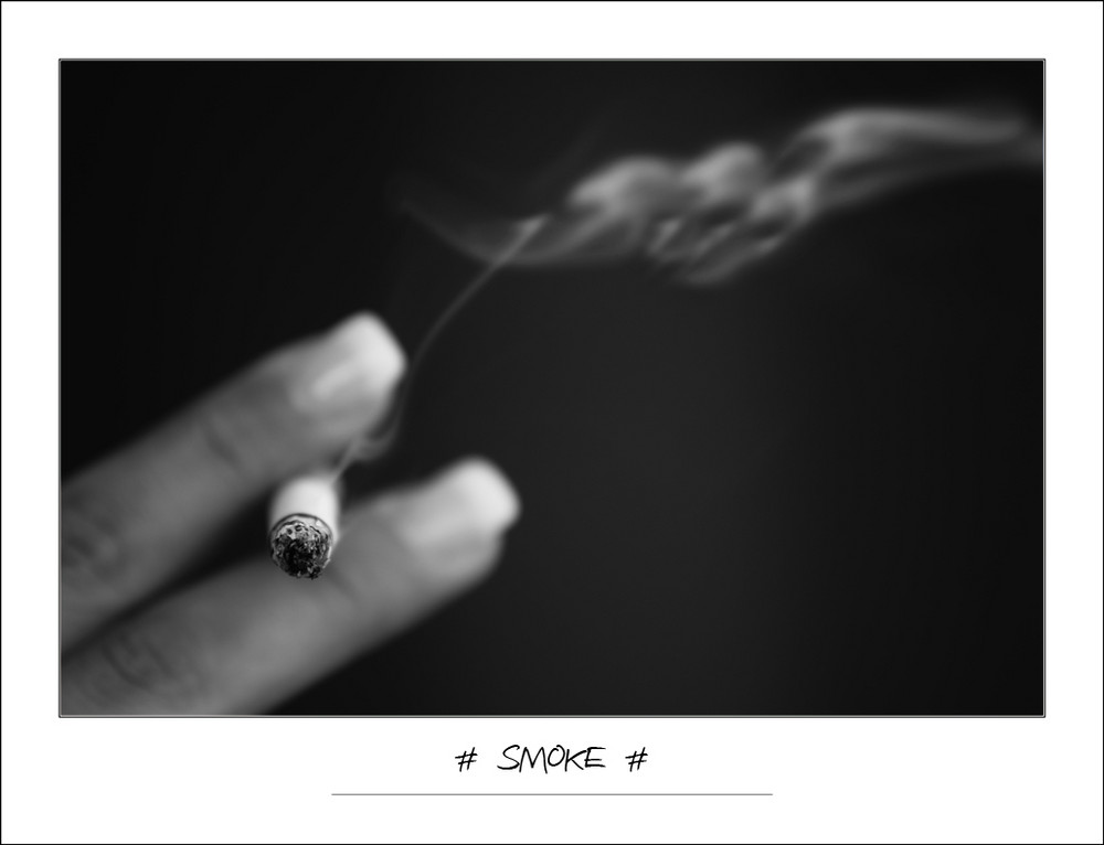 # smoke #