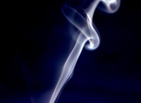 *smoke*
