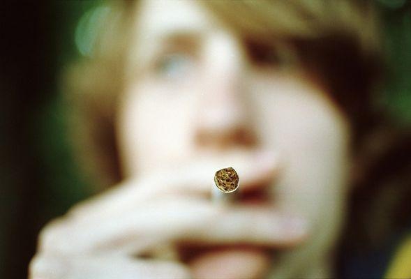 smoke ?