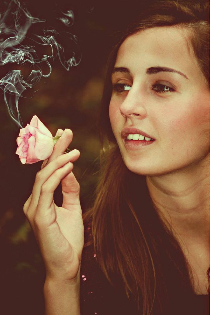 Smoke happiness