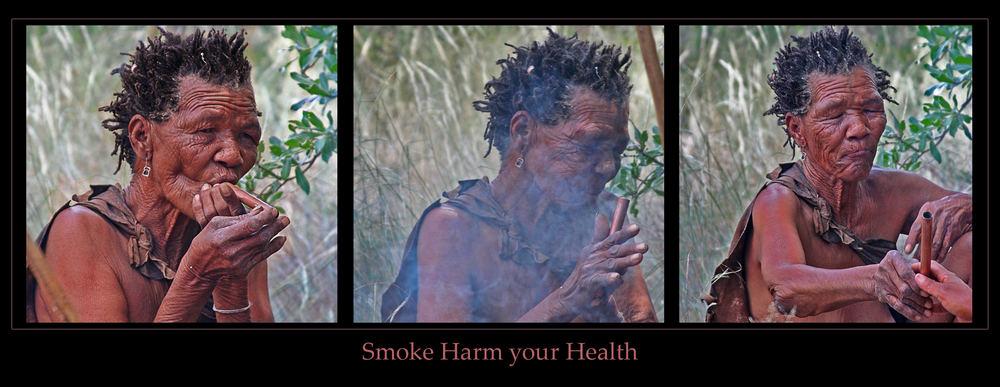 Smoke Harm your Health