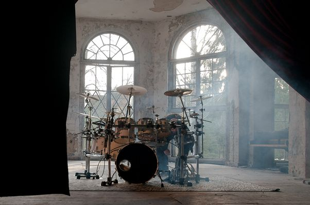 smoke on the drummer