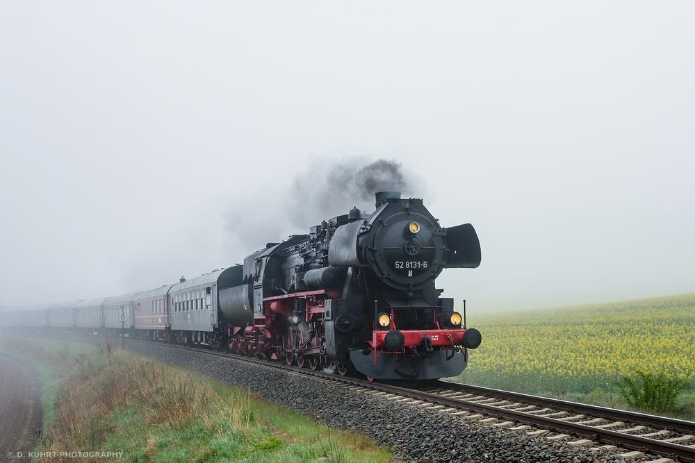 Smoke on the Rail