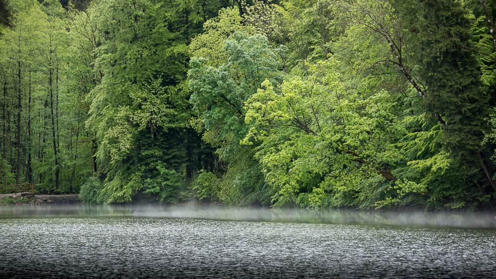 Smoke on the water ...