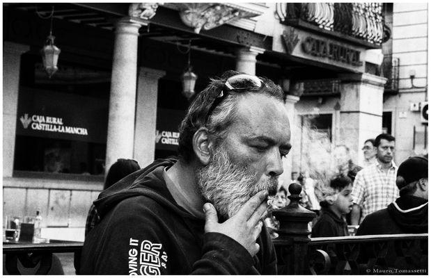 Smoker in Toledo