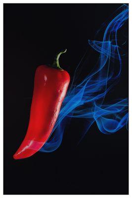 Smoking chili